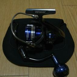 Daiwa 15 Saltiga 4500H Spinning Reel