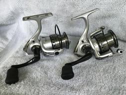 🔥2# Abu Garcia® Silver Max 30 Spinning Fishing Reels SMA