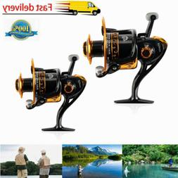 2000-5000 Series Saltwater Fishing Reels Aluminum Spool Spin