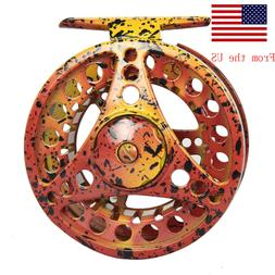 3/4 5/6 7/8WT Fly Reel Brown Trout Aluminum Fly Fishing Reel