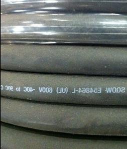 225' 14/4C, SOOW, Portable Cord, Indoor/Outdoor, Copper, 600