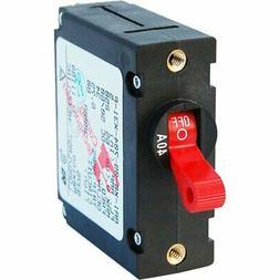 Blue Sea 7225 AC / DC Single Pole Magnetic World Circuit Bre