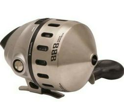 Zebco 888 Magnum Drive Fishing Reel Big Spin Cast Silver