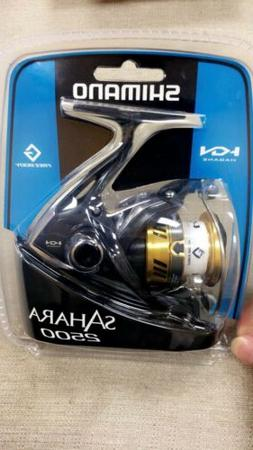 BRAND NEW - Shimano 17 Sahara 2500 Spinning Reel