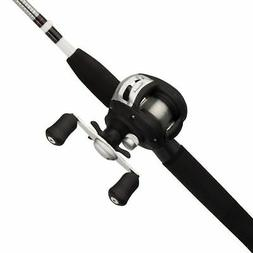 Shakespeare Alpha Low Profile Fishing Rod and Baitcast Reel