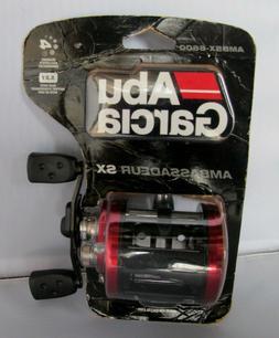 Abu Garcia AMBSX-6600-C AMBSX-6600 ROUND BCAST RL SKU: 13145