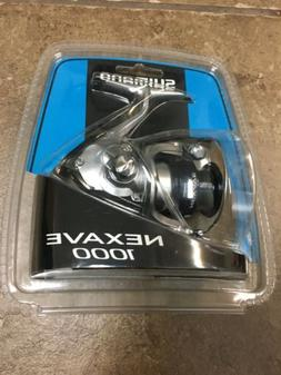SHIMANO American Corporation Nexave 1000 FE Spin Reel Clam