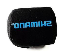 Shimano ANRC830A Neoprene Baitcasting Reel Cover - Small