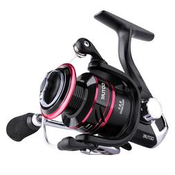 Goture AQUILA Spinning Fishing Reel 5+1BB Max Drag 17LB Fres