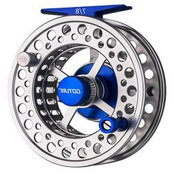 Goture Large Arbor Fly Fishing Reel Cyrax Freshwater CNC-mac