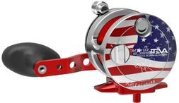Avet SXJ6/4 Raptor Patriot 2-Speed Lever Drag Casting Reel