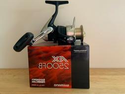 Shimano AX 4000 FB  spinning reel