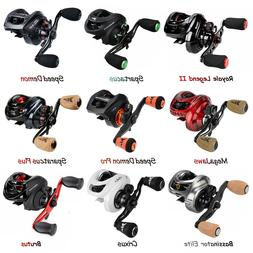 KastKing Baitcasting Reels Fresh Saltwater Fishing Reel - Al