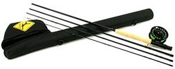 Echo Base Kit 4804 Fly Rod Outfit 4 Wt 80