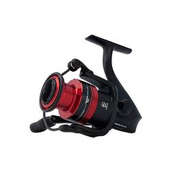 Abu Garcia Black Max Spinning Reel with 10 5.2:1 Gear Ratio