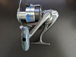 Quantum Blue Runner Saltwater Spinning Reel - Model BLR60F -