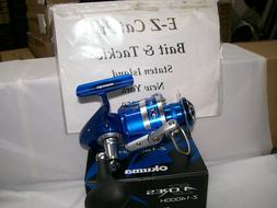 BRAND NEW Okuma AZORES Blue Saltwater Spinning Reel  AZORES