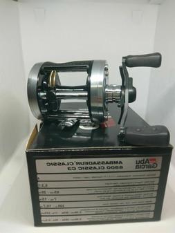 Abu Garcia C3-6500 Ambassadeur Classic Baitcast Reel BRAND N