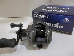 Okuma Calera Low Profile Baitcast Reel Right Hand 7.3:1