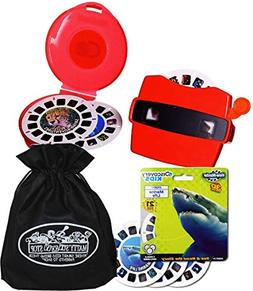View Master Classic 3D Adventures Discovery Boxed Set & Mari