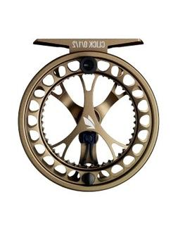 Sage Fly Fishing Click 3/4/5 Fly Reel - Bronze
