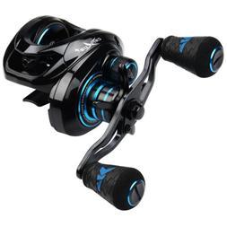 KastKing Crixus Baitcasting Reels Low Profile Fishing Reel M