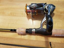 QUANTUM DAIWA FISHING ROD AND REEL COMBO