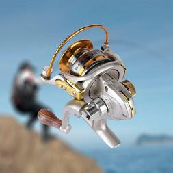 Domybest Baitcasting Reel 10 Bearings Spinning Reel Mini Ice