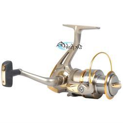 Dr.Fish Fishing Reel 7+1BB Ultra Light Spinning Reel 5.5:1 3