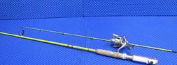 Eagle Claw Featherlight Spinning Combo 6'Rod and 6 Ball-Bear