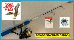 Eagle Claw Medium Fishing Combo, 24-Inch, Patriot