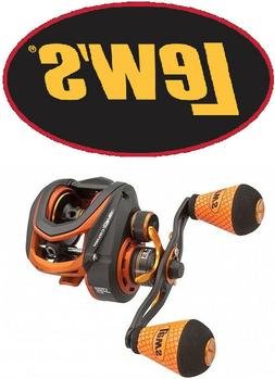 Lew's Mach Crush Speed Spool SLP 7.5:1 Baitcast Reel Right H