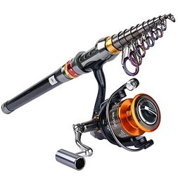 Goture Fishing Rod and Reel Combo Set 8.86FT 9.84FT 11.81FT