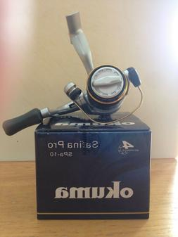 Okuma Fishing Tackle SPa-10 Safina Pro Spinning Fishing Reel