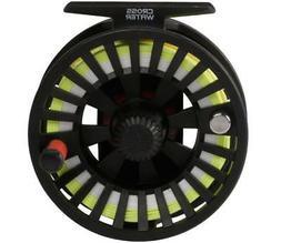 Redington Fly Fishing Cross water 4/5/6 Pre spooled Reel wit