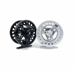 Fly Fishing Reel  3/4, 5/6, 7/8 Black Silver
