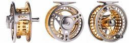 Sougayilang Fly Fishing Reel Large Arbor 2+1 BB with 7/8 Ree