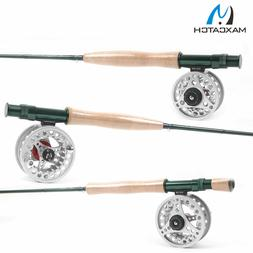Maxcatch Fly Fishing Rod And Reel Combo #3/4/5/6/7/8 WT Fly