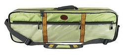 Fly Fishing Rod and Reel Travel Bag--with Free Fly Box