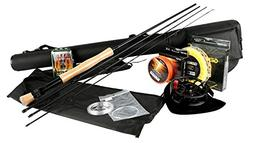 Goture Fly Fishing Rod and Reel Combos Fit Saltwater Freshwa