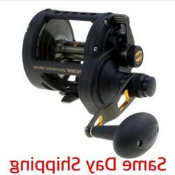 PENN FTH60LD2 Fathom Lever Drag 2 Speed Conventional Reel