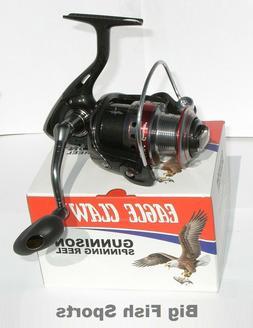 Gunnison 8 BB Spinning Reel, Size 60 - Eagle Claw - GUN-60