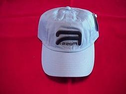 Ross Reels Hat Blue Raised Logo Caps GREAT NEW