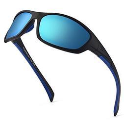 KastKing Hiwassee Polarized Sport Sunglasses for Men and Wom