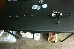 HT Ice Fishing Rod and reel Combo