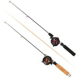 Ice Fishing Rod  Super Fiber Easy Extendable Telescopic Gym