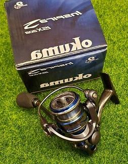 Okuma Inspira Spinning Reel Size 20 - Blue SKU: ISX-20B