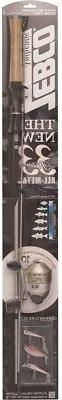Zebco 33 Platinum TI SC Fishing Rod and Reel Combo