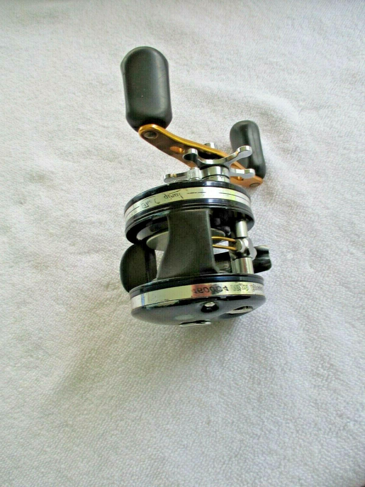 Abu Garcia C4 The and lubed