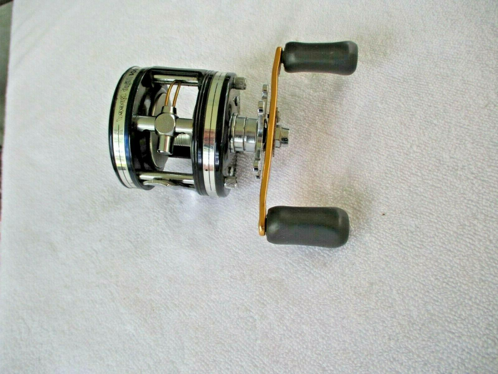 Abu Garcia The Original Disassembled and lubed